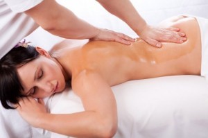 Chinese massage: olie massage