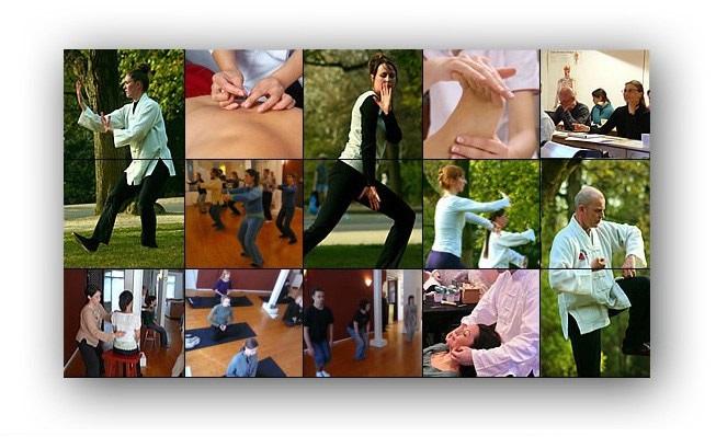 Wudang taiji, yoga, qigong impressies