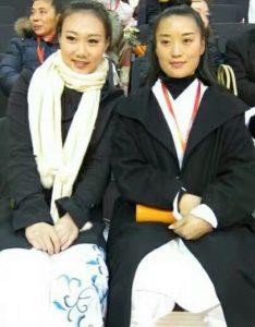 My 2 wudang sisters